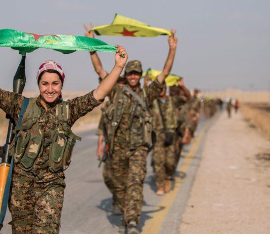 PG-parti-de-gauche-kurde-Syrie-Rojava-CDKF